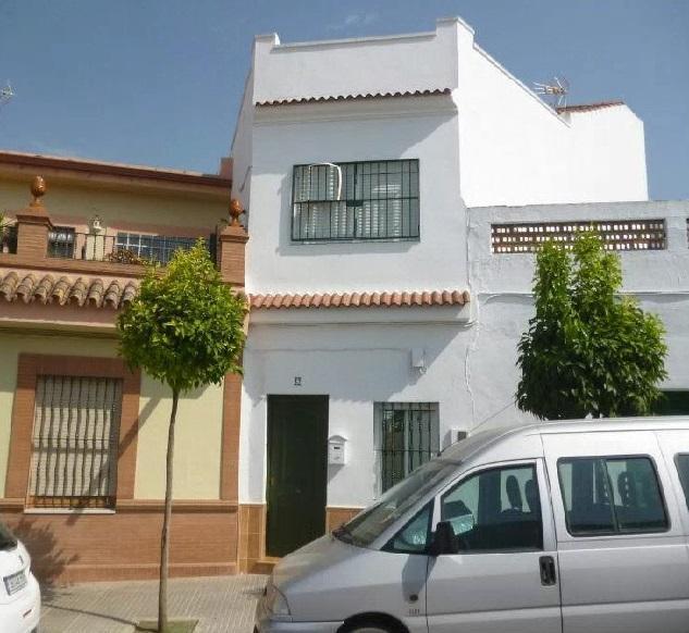 Casa Adosada BOLLULLOS DE LA MITACION Sevilla, C. Cristo Del Amor