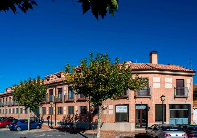 Vivienda VILLA DEL PRADO Madrid, Plaza Palacio