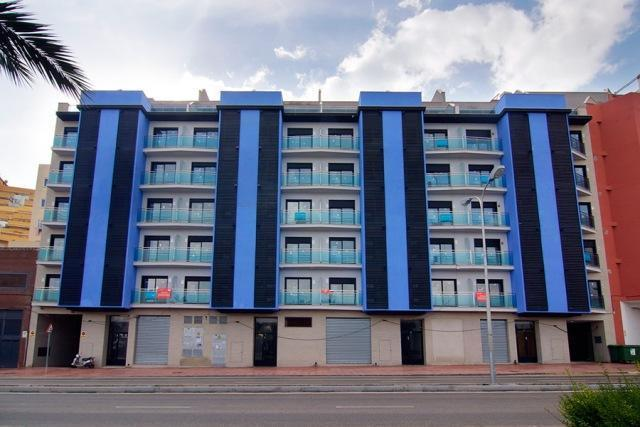 Habitatge CALP Alicante, Av. Diputacion