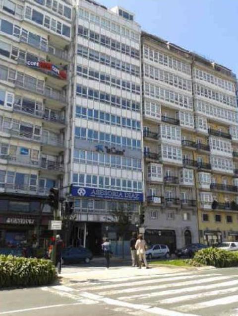 Parking space La Coruña, Coruña A avenue ave linares rivas, 4-5, coruña, a