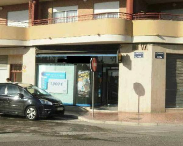 Shop premises Alicante, Sant Vicent Del Raspeig st. san pablo, 77, sant vicent del raspeig