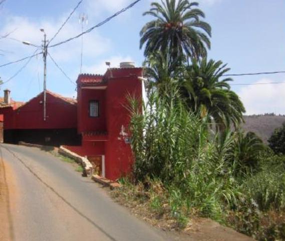 Casa Las Palmas, Teror c. sinesio yanez travieso, 16, teror