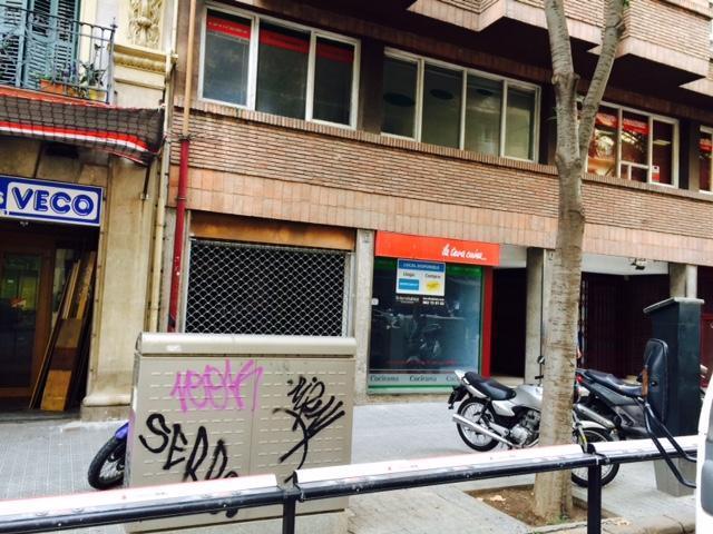 Locales Barcelona, Bcn Eixample c. industria, 10, bcn-eixample