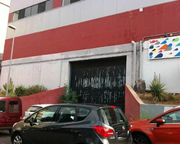 Industrial premises Sta. Cruz Tenerife, Adeje Casco passage poligono barranco las torres, 6, adeje casco