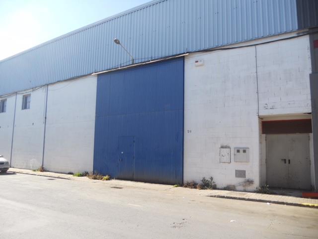 Industrial premises Huelva, Huelva  polígono naviluz, 24, huelva