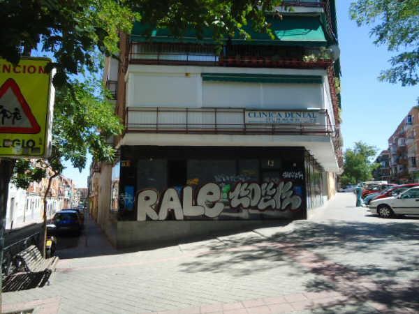 Shop premises Madrid, Mad Carabanchel st. ramon sainz, 36, mad-carabanchel