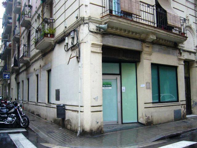 Local Barcelona, Bcn Sants c. canalejas, 16, bcn-sants