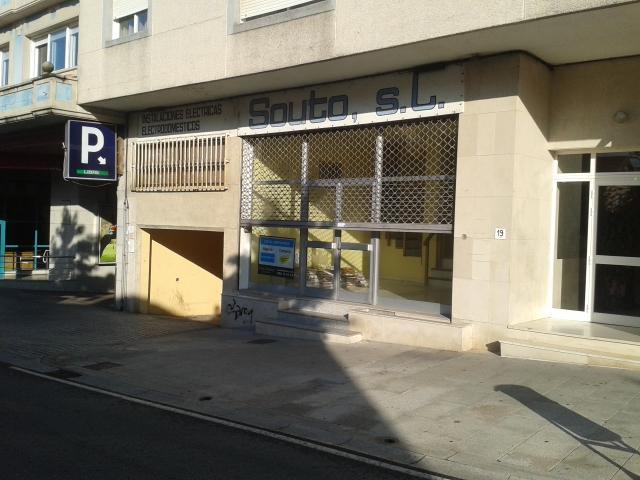 Shop premises Pontevedra, Nigran (san Fiz) st. damas apostolicas, 19, nigran (san fiz)