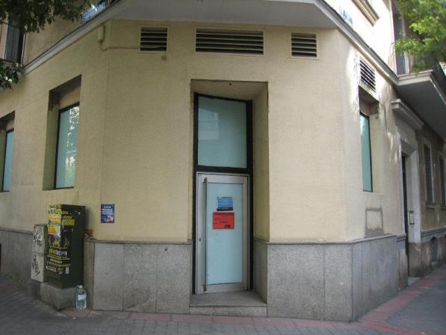 Local Madrid, Mad Salamanca c. alcantara, 42, mad-salamanca
