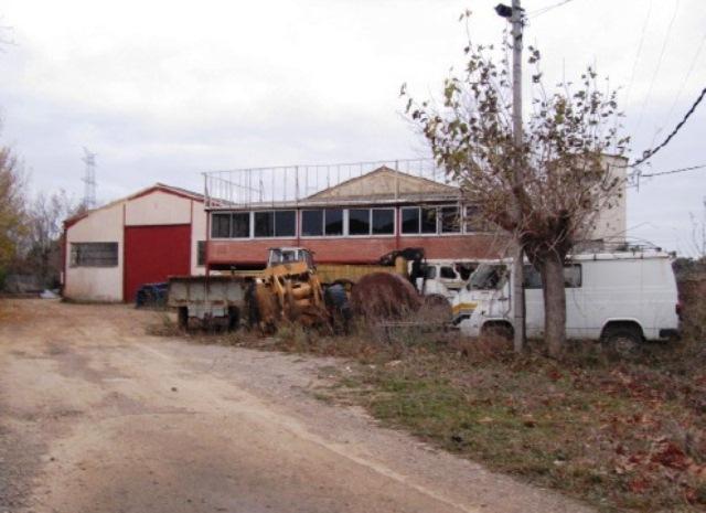 Industrial premises Girona, Santa Llogaia D Alguema highway nacional ii, km 756,2 (pol. 1), santa llogaia d'alguema