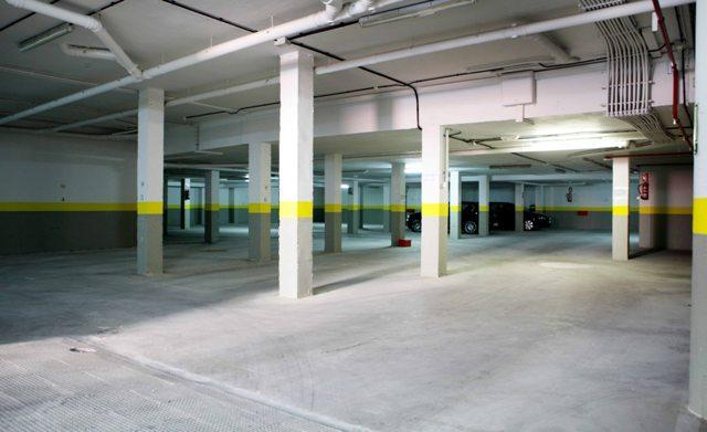 Parking places Huelva, Punta Umbria cross stre fragata, 39, punta umbria