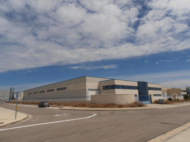 Industrial premises Zaragoza, Zuera st. tomas edison, 22, zuera