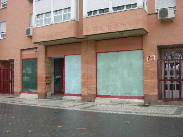 Local Madrid, Getafe c. san vicente, 5-7a, getafe