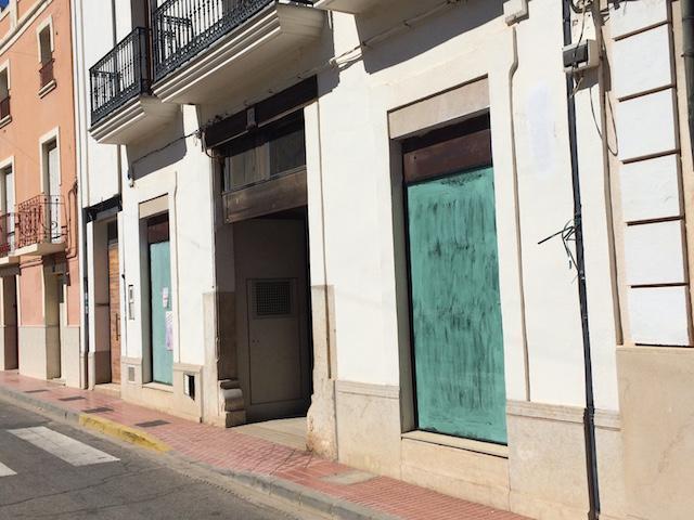 Local Valencia, Corbera c. major, 13, corbera