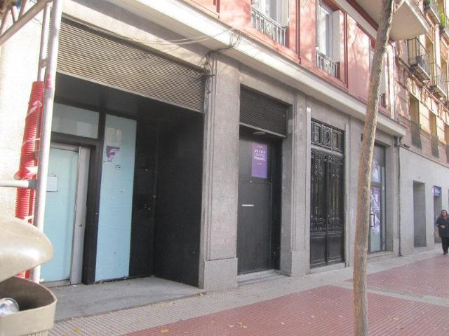 Shop premises Madrid, Mad Chamberi st. santa engracia, 52, mad-chamberi