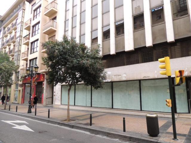 Local Zaragoza, Zaragoza c. don jaime i, 26, zaragoza