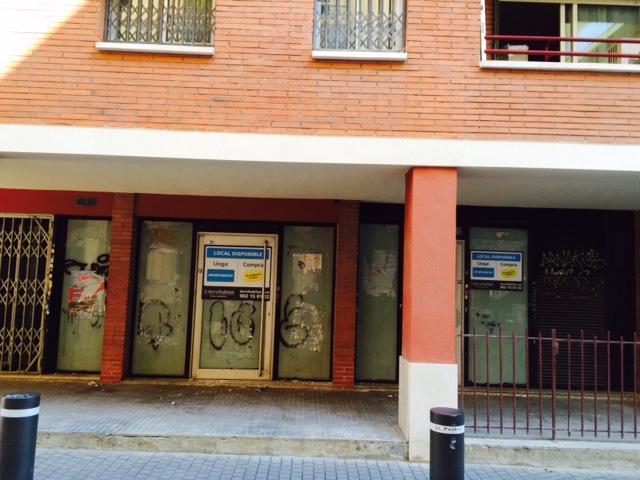 Shop premises Barcelona, Bcn Sants st. almeria, 19-23, bcn-sants