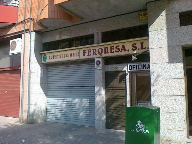 Shop premises Barcelona, Sabadell st. antonio forrellad, 32-37, sabadell