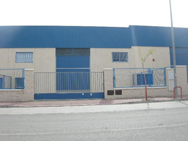 Naves Cádiz, Guadalcacin carretera n-iv,