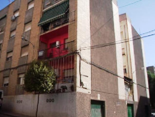 Flat LORCA Murcia, st. escritor alfonso espejo