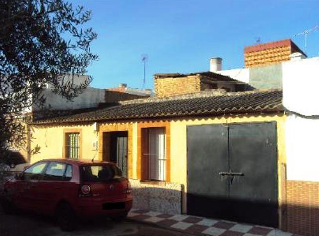Casa Adosada VILLANUEVA DEL RIO Sevilla, c. egido
