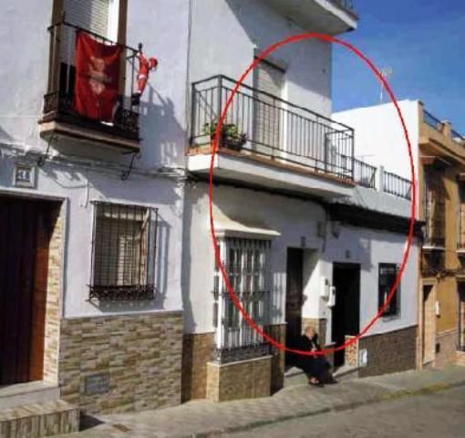 Entremedianeras CABEZAS DE SAN JUAN, LAS Sevilla, c. calvario alto
