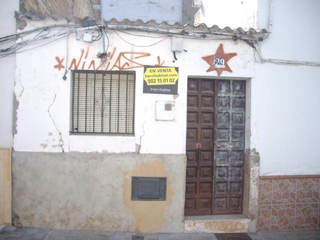 Casa Adosada CABEZAS DE SAN JUAN, LAS Sevilla, c. calvario alto