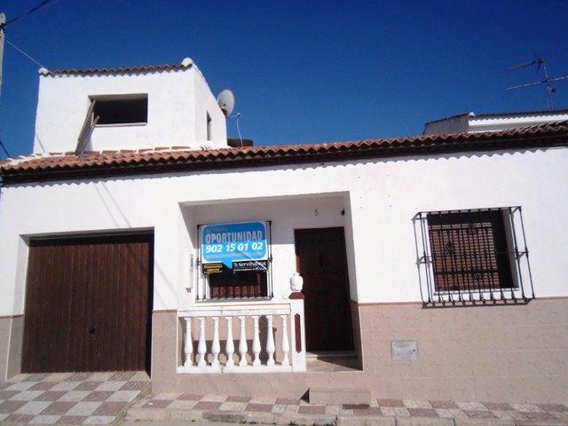 Casa Adosada MOLLINA M�laga, c. barrio cerrillo