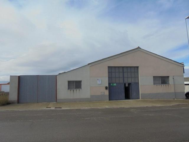 Naves CINTRUENIGO Navarra,  poligono industrial a